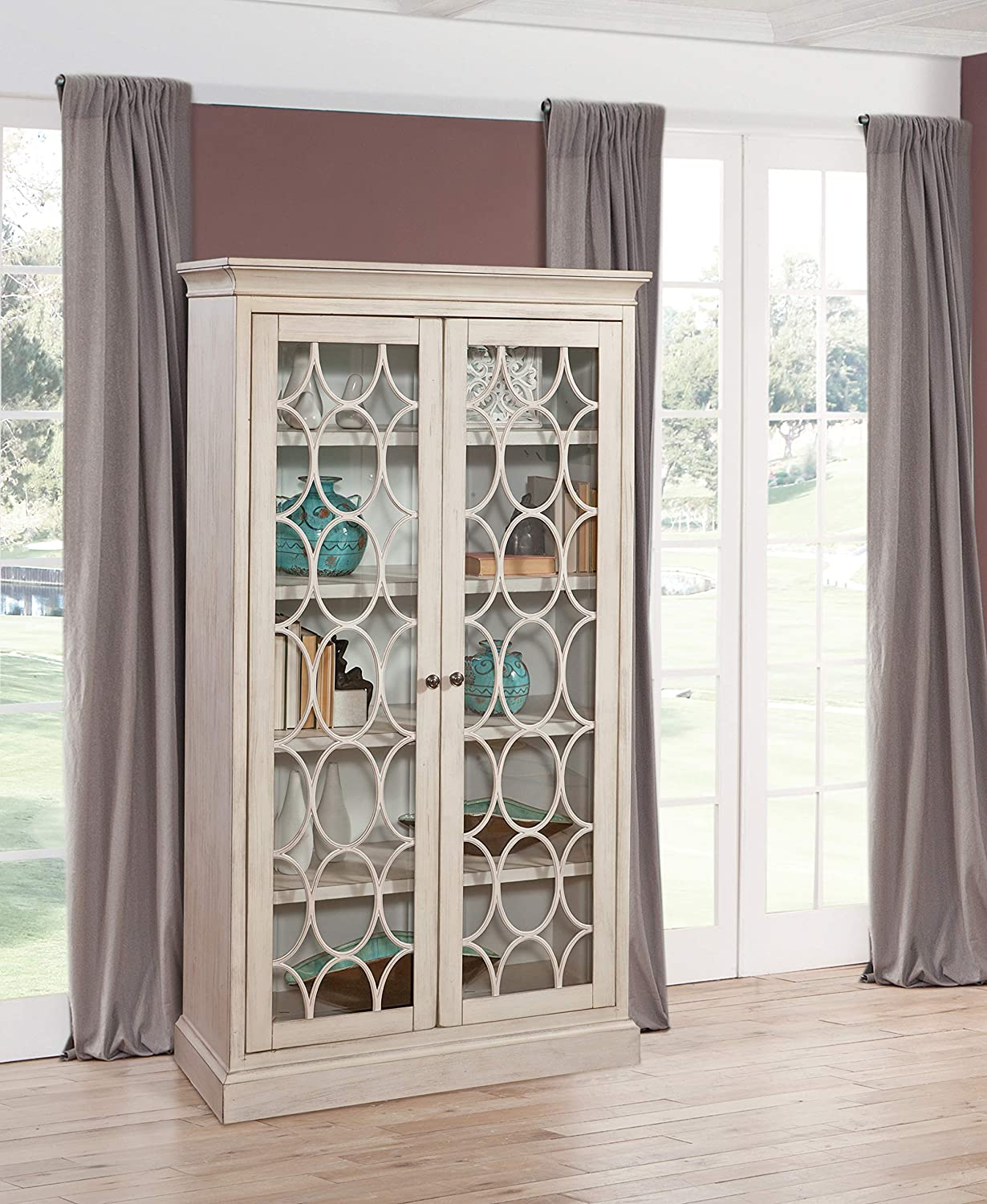 Top 5 Best Bookcase With Doors 2020 (Reviews)