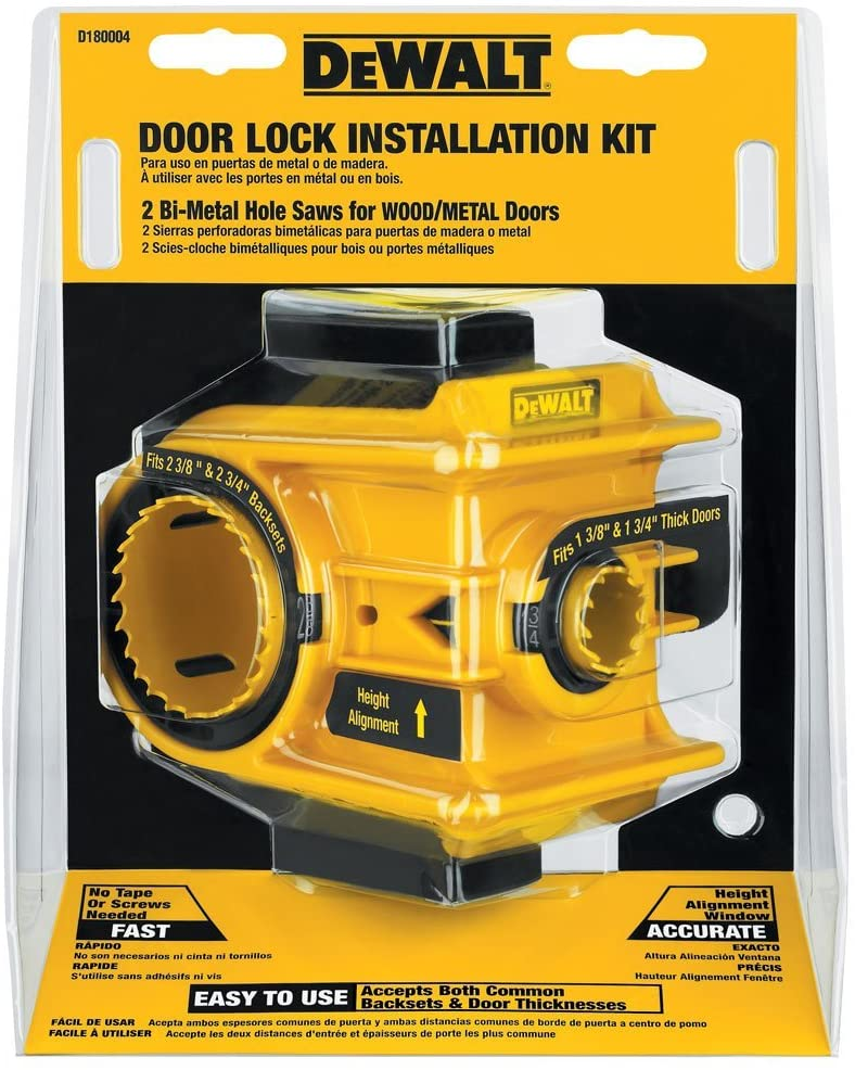 7 Best Door Lock Installation Kits for Experts – Reviews