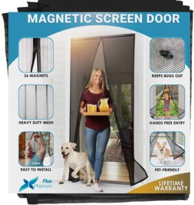 Top 7 Best Magnetic Screen Doors of 2020 – Reviews