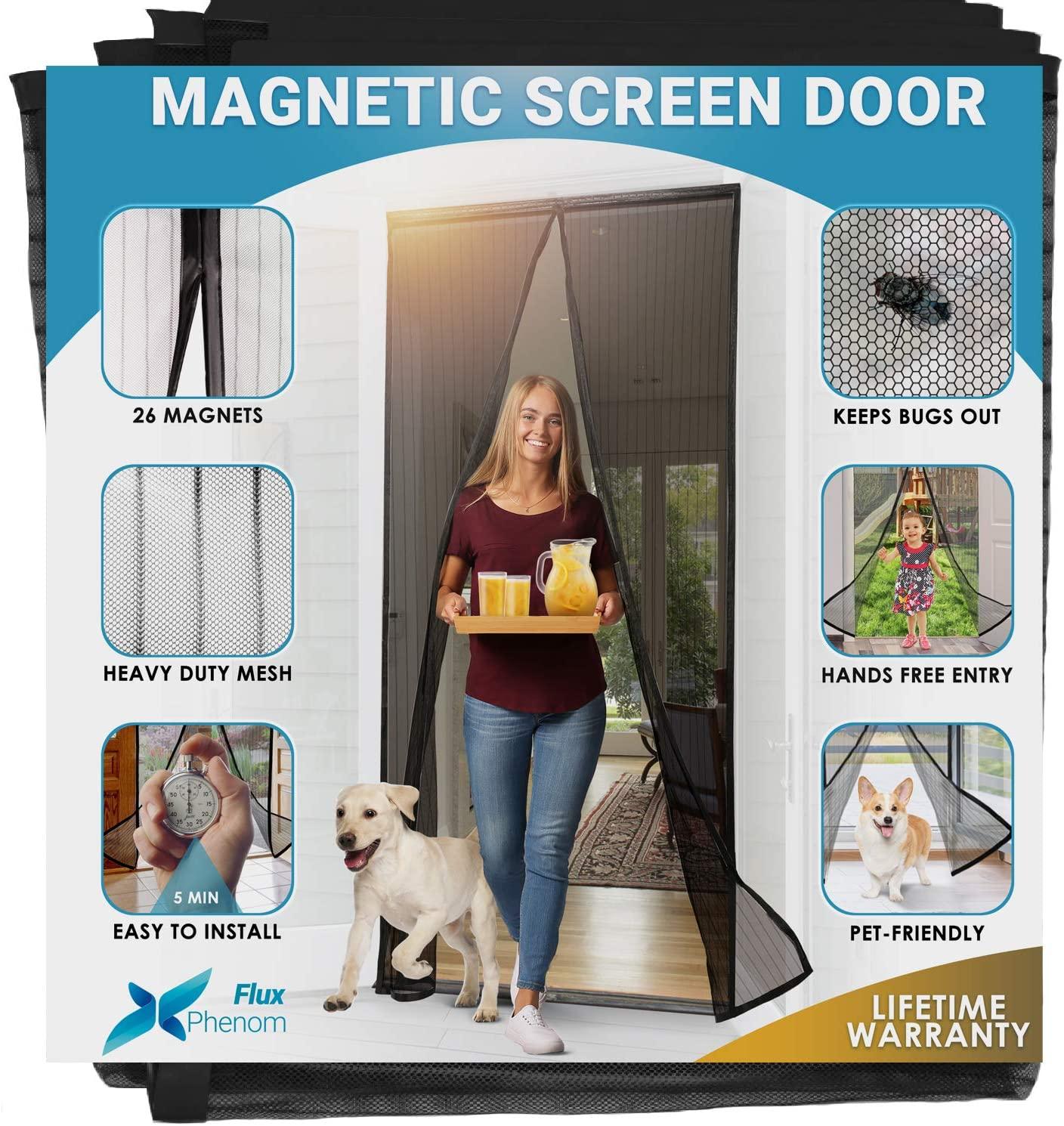 Top 7 Best Magnetic Screen Doors of 2020 – Reviews