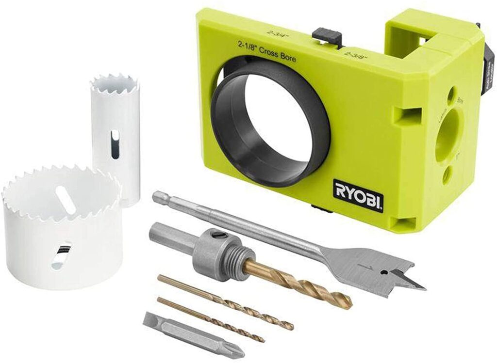 Ryobi A99DLK4 Wood and Metal