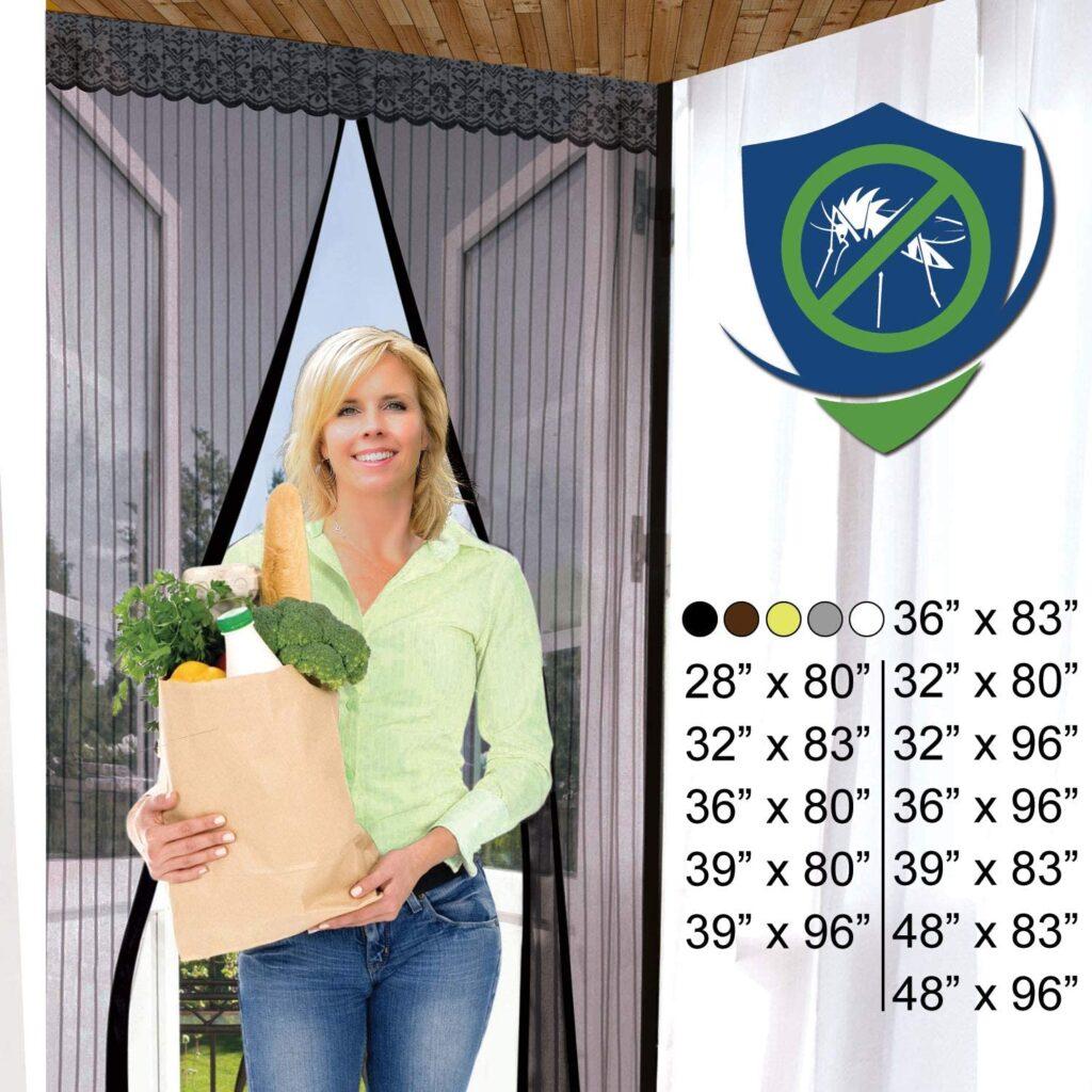 Sentry screens Magnetic screen doors