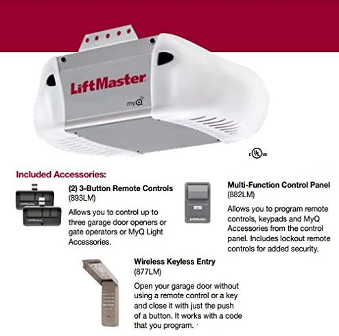 LiftMaster 8365-267 Review