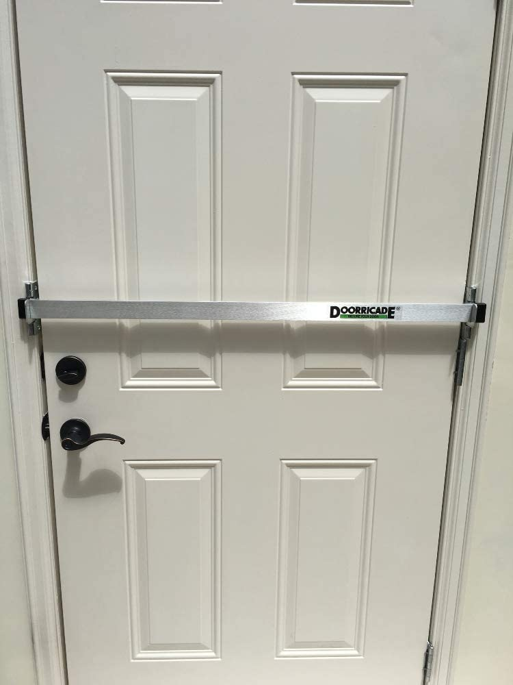 Doorricade Door Bar - Best Protection Against Home Invasion