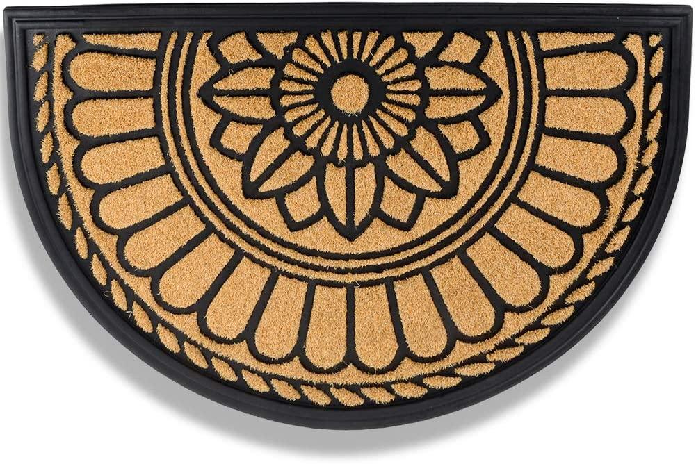 Mibao Half Round doormat