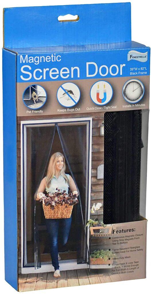 Fenestrelle Magnetic Screen Door