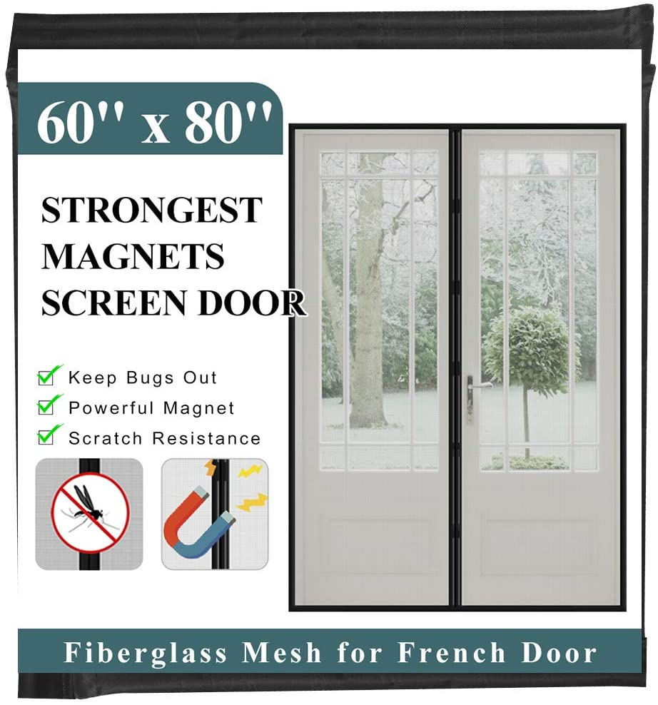 Mkicesky Fibre Glass Screen Curtain