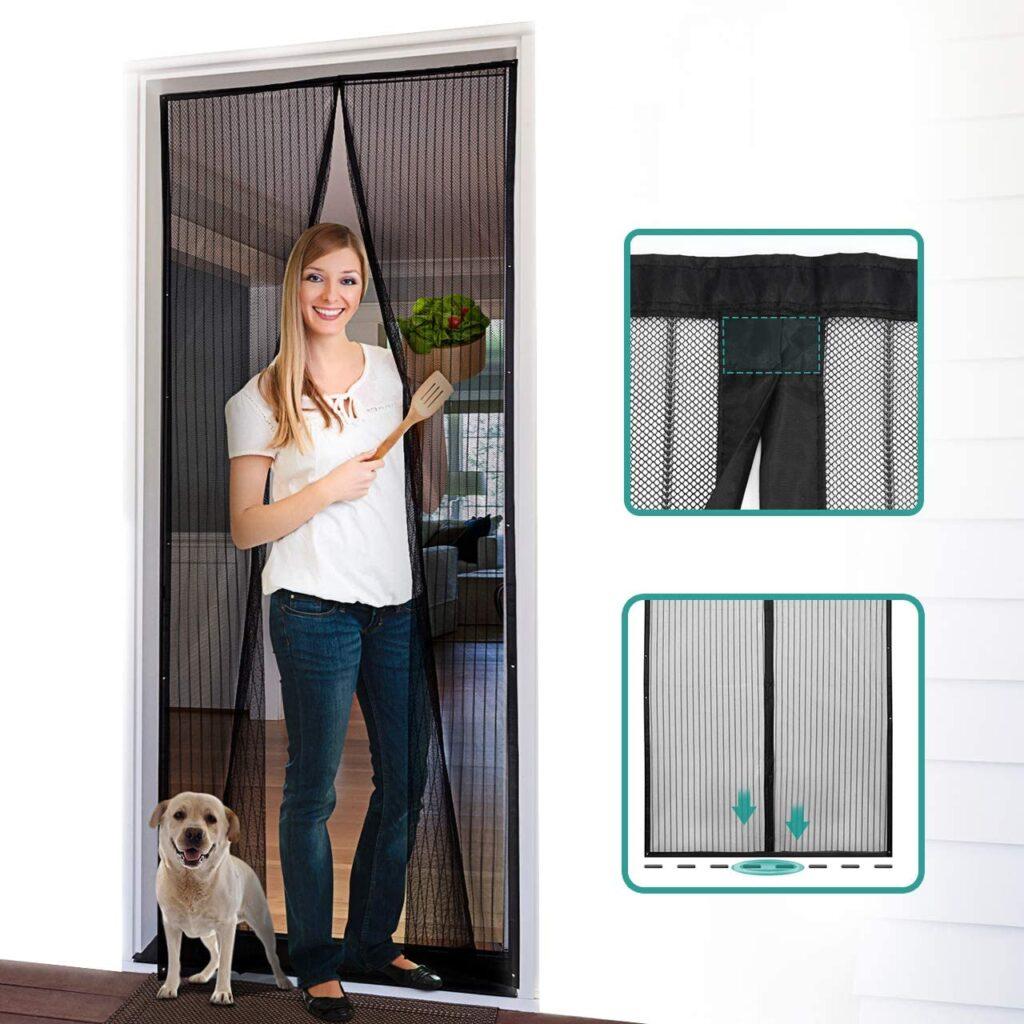 Homitt Magnetic Screen Door