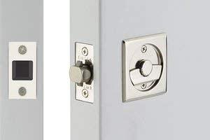 Emtek Tubular Pocket Door