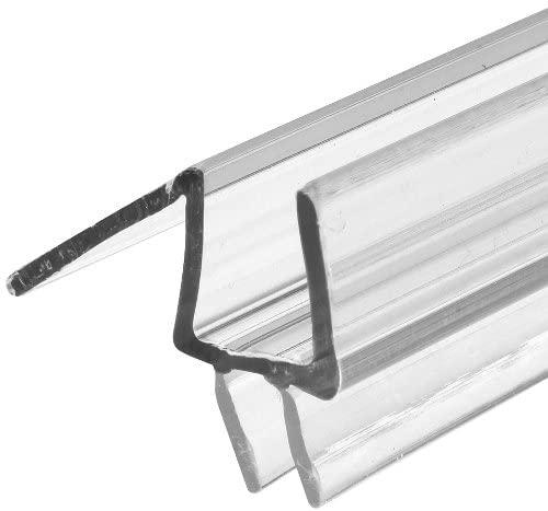 Prime-Line M 6258 Frameless Shower Door Bottom Seal