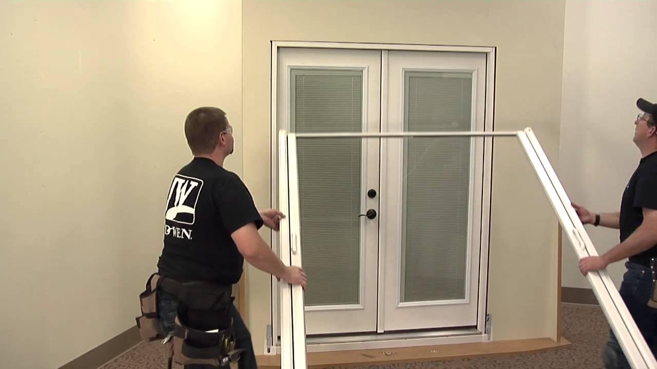 How to Install a Retractable Screen Door