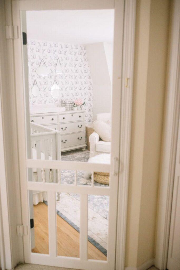 Screen Door in Your Baby's Room