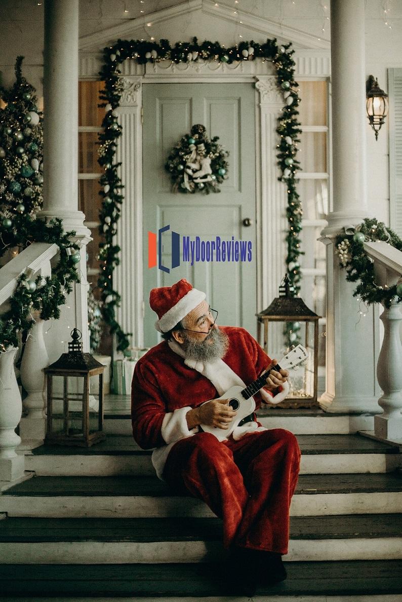 Christmas Santa Sleighs