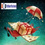 Christmas Umbrella